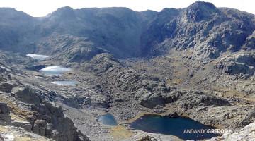 Navalperal – Refugio del Cervunal – La Mogota – Cinco Lagunas – Garganta del Pinar – Navalperal