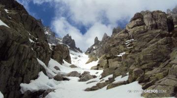 Refugio de La Albarea-Garganta Blanca-Portilla de Los Tres Hermanitos