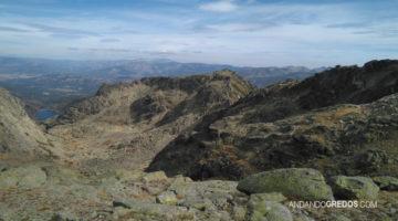 Central del Chorro – Lagunas del Duque y Negra – Cuerda Asperones – Canchal del Turmal – Pico Talamanca –  El Torreón – La Ceja – Garganta del Trampal